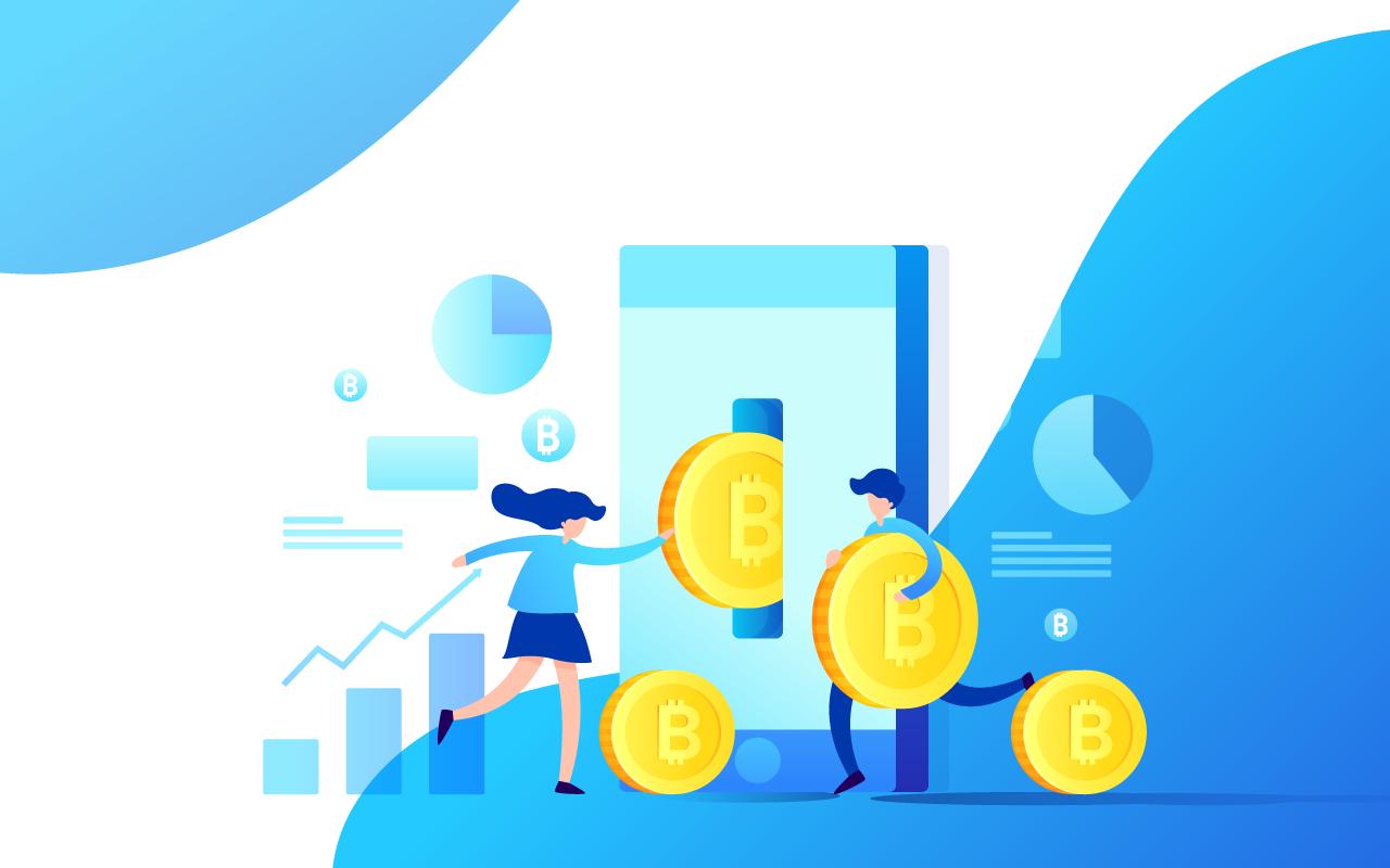 berinvestasi dengan uang digital cryptocurrency