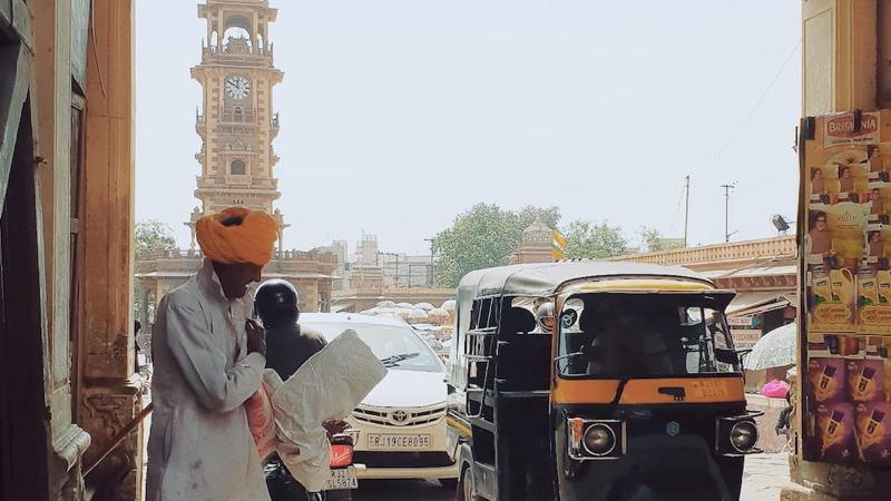 jalan-jalan ke India