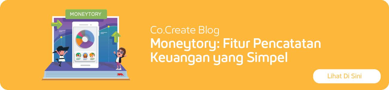 Moneytory: Fitur Pencatatan Keuangan yang Simpel