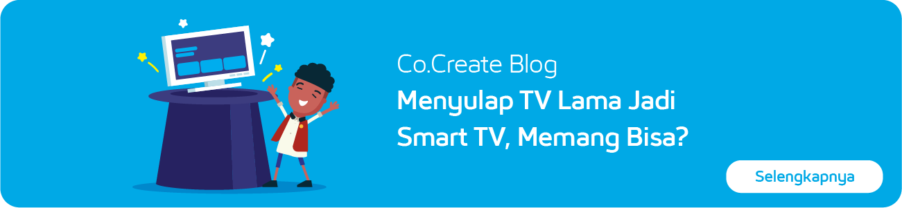 [cc blog] sulap tv lama jadi smart tv