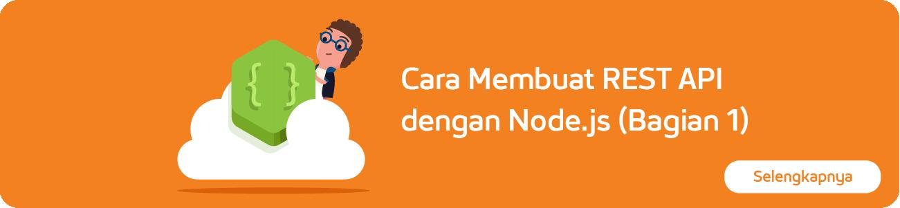 cara membuat node.js