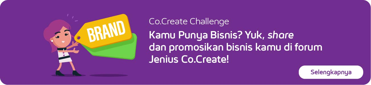 Challenge Promosi Bisnis Kamu