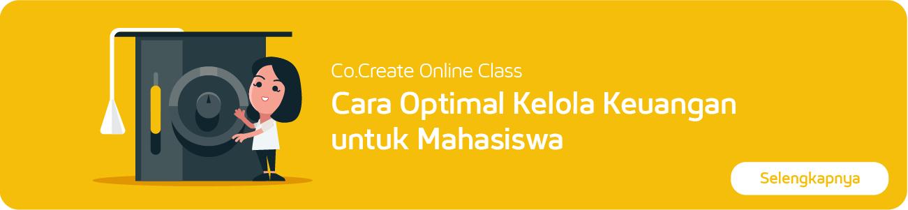 online class keuangan mahasiswa