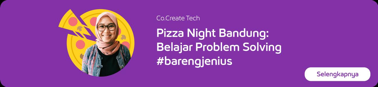 PIZZA NIGHT BANDUNG